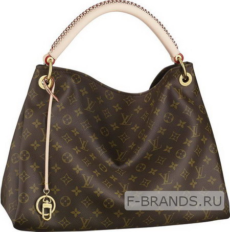 Сумка Louis Vuitton Artsy MM monogram
