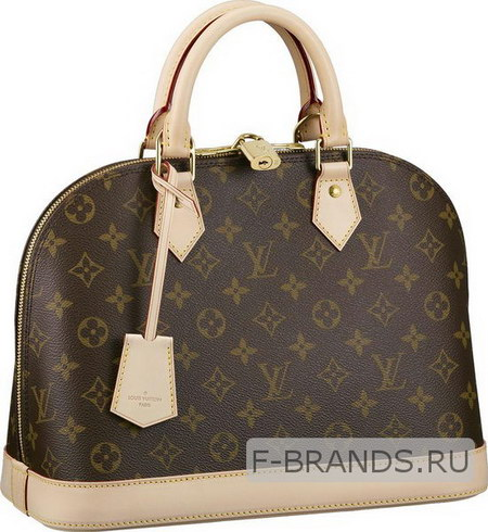Сумка Louis Vuitton Alma monogram