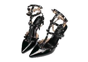 Туфли Valentino черные