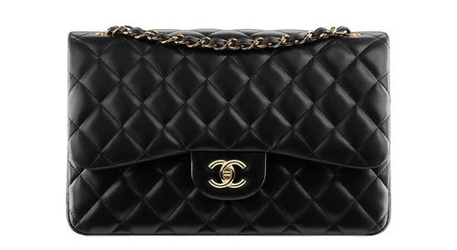 Chanel Classic Flap Bag –  Jumbo