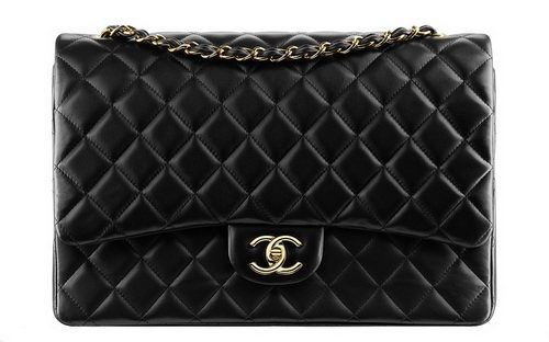 Chanel Classic Flap Bag –  размер Maxi