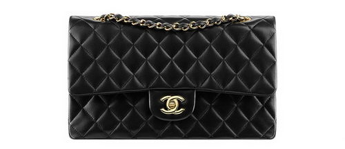 Chanel Classic Flap Bag –  размер Medium