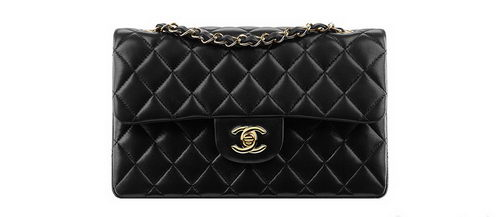 Chanel Classic Flap Bag –  размер Small