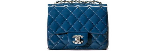 Chanel Classic Flap Bag – Mini Square