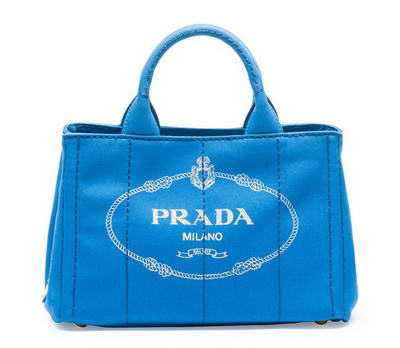 Сумка Prada Canvas Mini Logo Tote