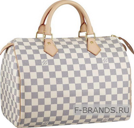 Сумка Louis Vuitton Speedy 30 светлая