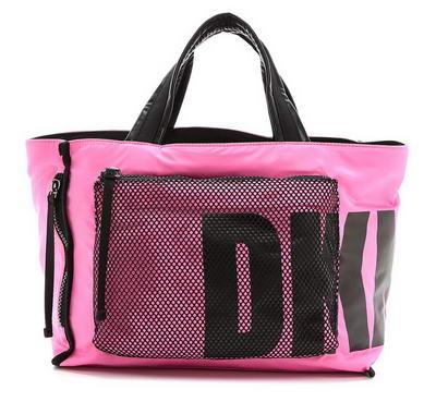 Сумка DKNY Medium Logo Shopper Tote