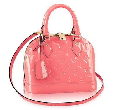 Сумка Louis Vuitton Vernis Alma BB Bag